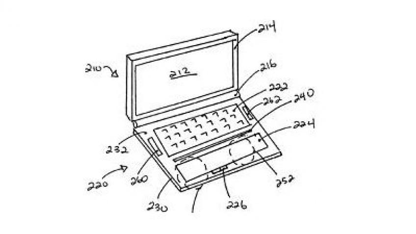 Интересный патент Apple