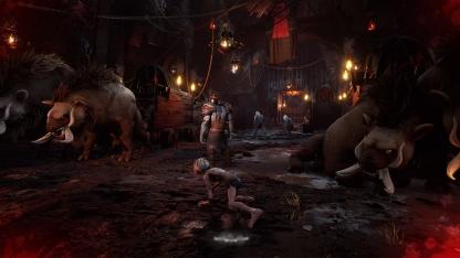 В сети появились первые скриншоты The Lord of the Rings: Gollum