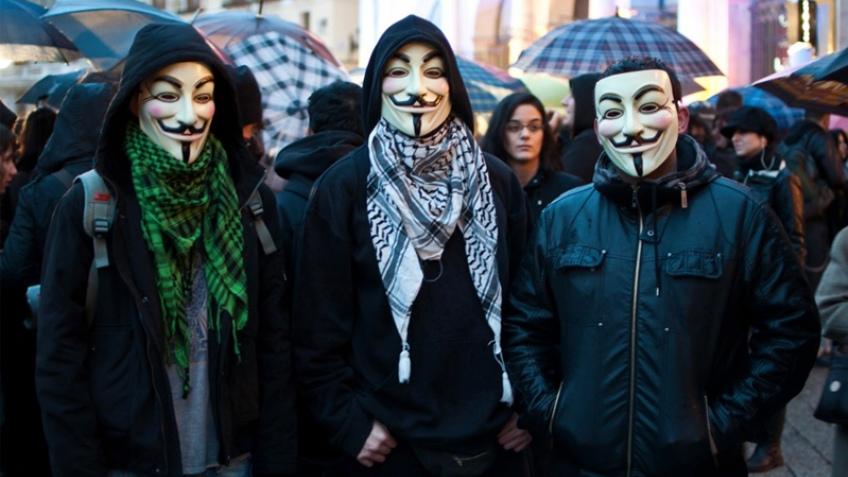 Хакеры из Anonymous обиделись на Activision