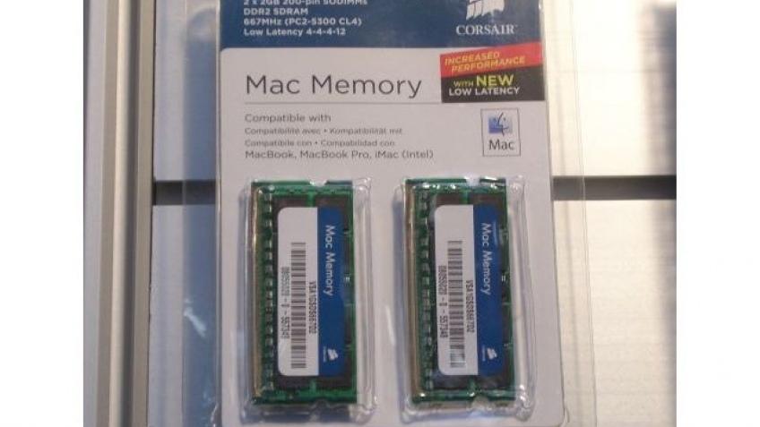 Память Corsair для Mac