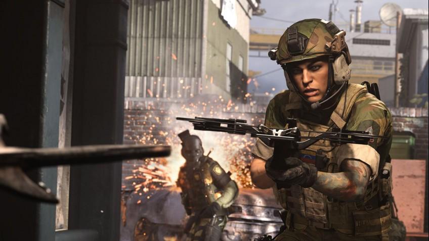 Завтра в Call of Duty: Modern Warfare добавят новую карту — «Базар»