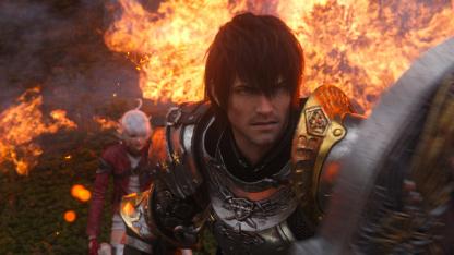 Авторы Final Fantasy XIV опубликовали трейлер бенчмарка Endwalker