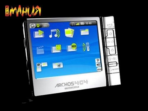 Archos выпустила новый камкордер