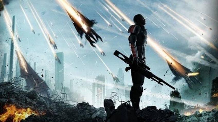 Опубликован сценарий следующего дополнения для Mass Effect3