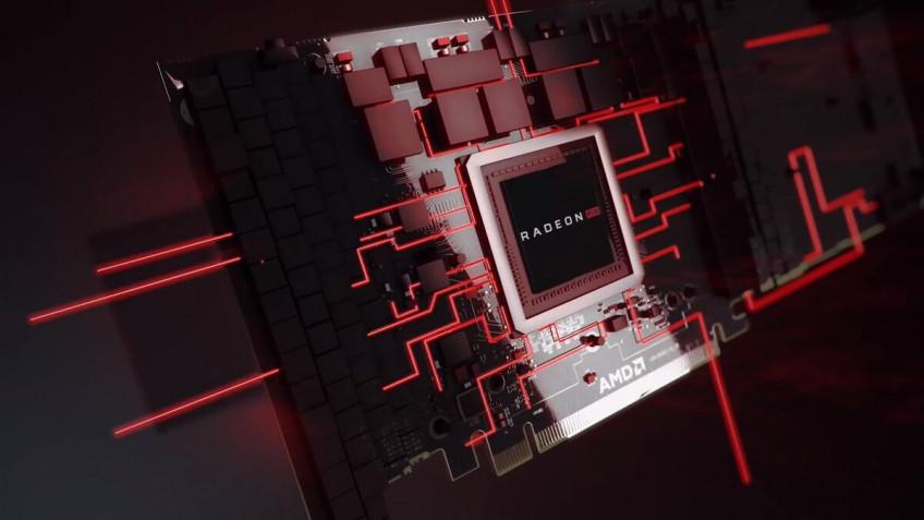 По слухам, видеокарты Big Navi могут получить от12 до16 ГБ памяти
