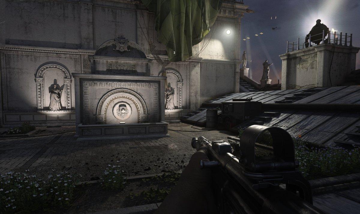 Бета Call of Duty: Vanguard идёт на PC с GeForce RTX 3080 в 4K и 60 FPS