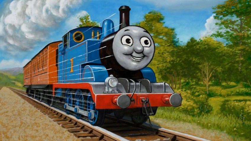 У автора оригинального мода с паровозиком Томасом были юридические проблемы