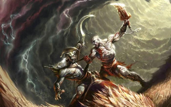 God of War4 выйдет до конца света