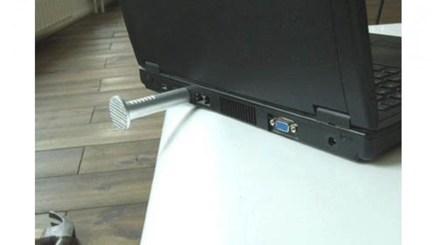Гвоздь в вашем компьютере