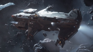Теперь в Star Citizen карают за нарушение закона