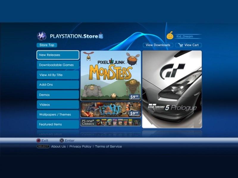Прошивка PS3 добавит DTS-HD МА
