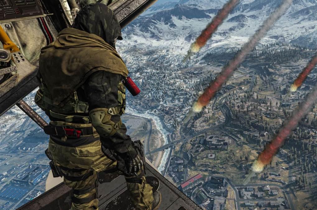 В Call of Duty: Warzone началось событие по взрыву Верданска