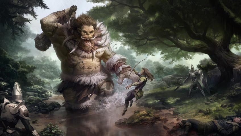 Сюжетный трейлер к выходу дополнения «Павший бог» для SpellForce3