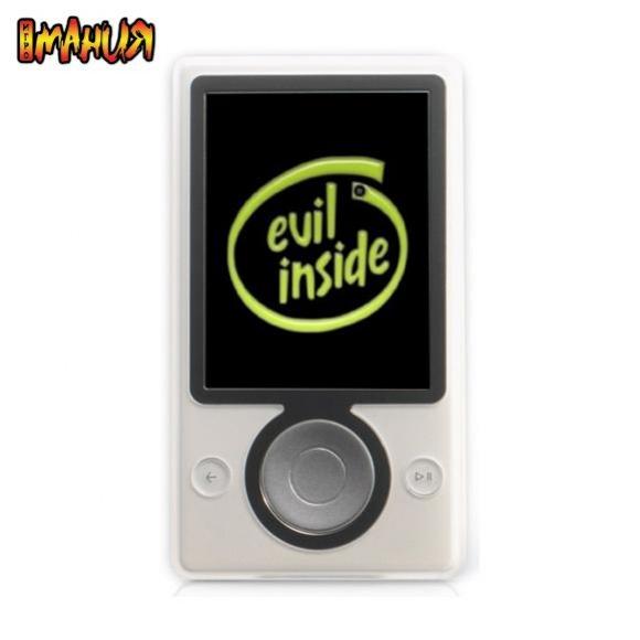 Фото iPod-киллера