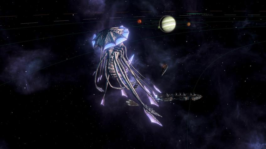 Выход расширения Distant Stars к консольной Stellaris отметили новым трейлером