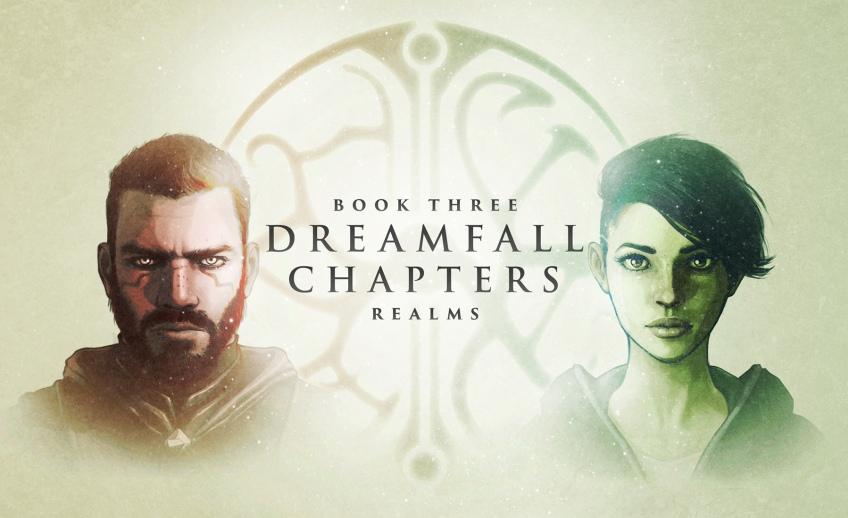 Говорящий Ворон вернется в третьей главе Dreamfall Chapters