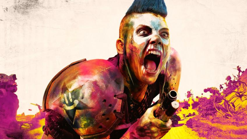 В Epic Games Store бесплатно отдают Rage2 и Absolute Drift