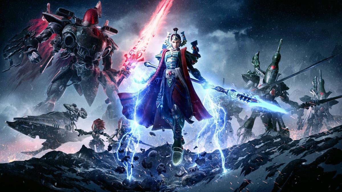 Октябрьский патч добавит в Warhammer 40 000: Dawn of War3 новую мультиплеерную карту