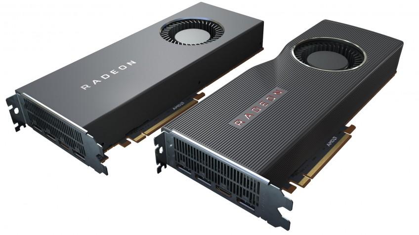 PCI Express4.0 не даёт видеокартам Radeon RX 5700 преимуществ