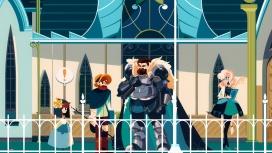 Создатели Cris Tales представили второе королевство, Saint Clarity