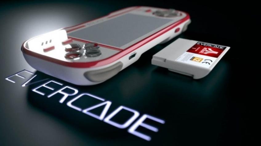 Портативная ретроконсоль Evercade под картриджи NES выйдет в конце года