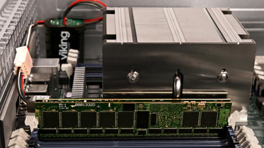 Начались поставки гибридных модулей ОЗУ DRAM + NAND