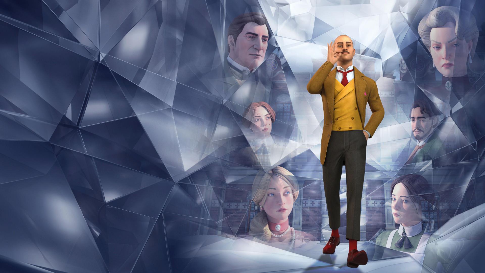 Вышел новый трейлер Agatha Christie — Hercule Poirot: The First Cases