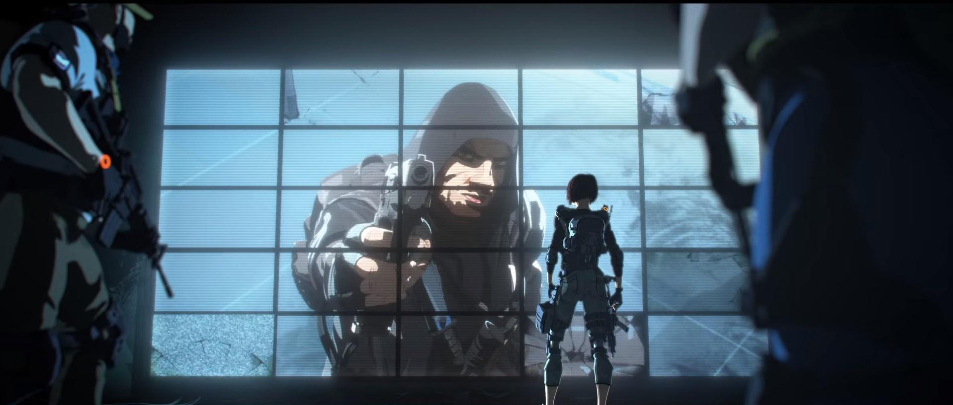 Для Нью-Йоркского расширения The Division2 выпустили анимационный приквел