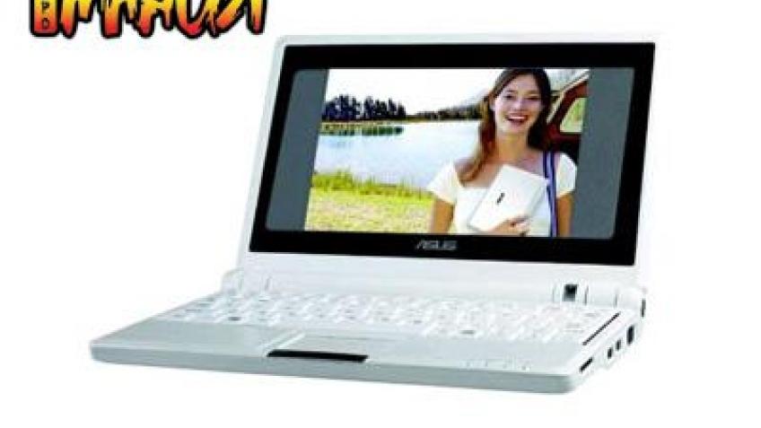 ASUS Eee PC заметно повлияет на стоимость других ноутбуков