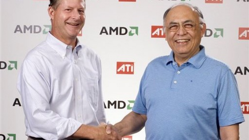ATI покинет рынок графических чипов?