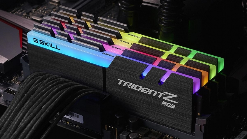 G.Skill анонсировала комплекты оперативной памяти Trident Z RGB DDR4