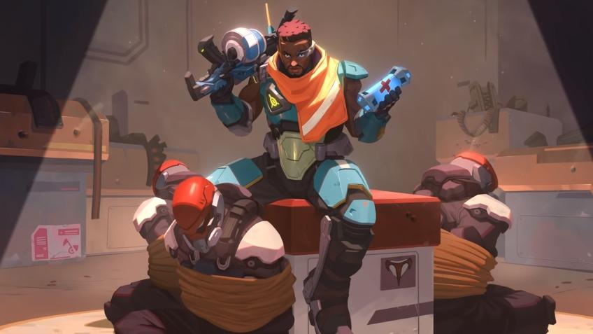 Тридцатым героем Overwatch стал боевой медик Батист