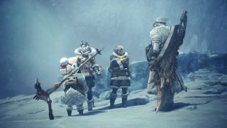 Авторы Monster Hunter World: Iceborne нашли причину пропажи файлов сохранений