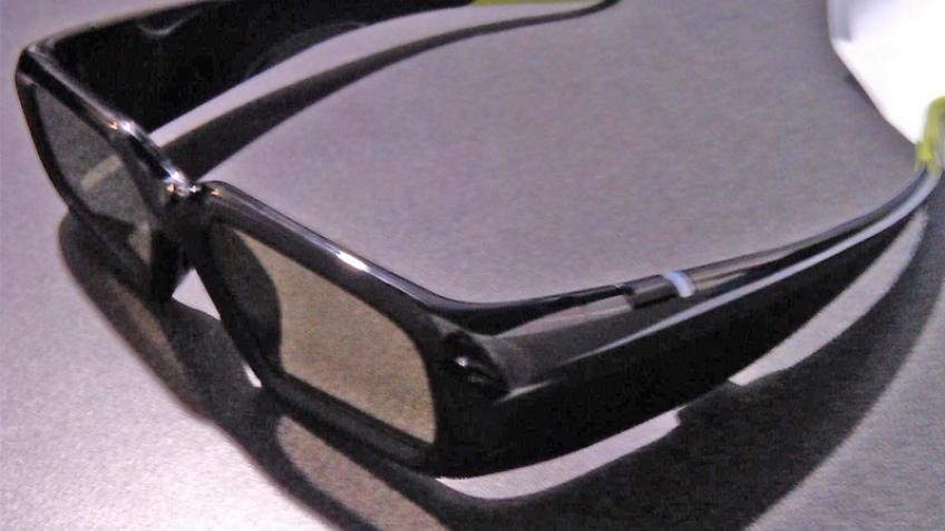 CES 2009: 3D-очки NVIDIA для гейминга