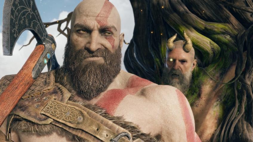 Новый патч для God of War увеличит текст и добавит фоторежим