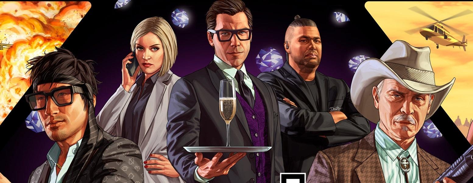 Grand Theft Auto V и Call of Duty: Modern Warfare стали лидерами чартов PS Store в декабре
