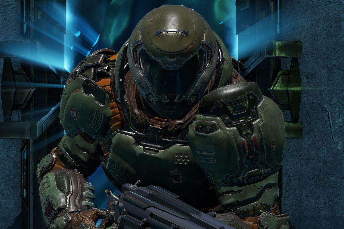 Bethesda показала график выхода обновлений Quake Champions до конца года
