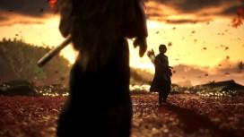 E3 2018: первый геймплей Ghost of Tsushima — битва самураев прилагается!