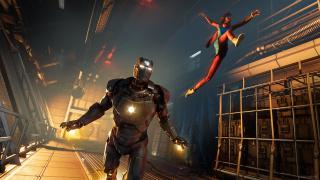 Digital Foundry рассмотрела бету «Мстителей» на PS4 — кратко пересказываем анализ