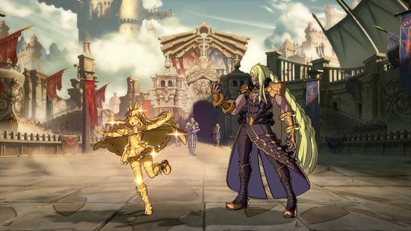 Калиостро появится в Granblue Fantasy Versus 20 октября