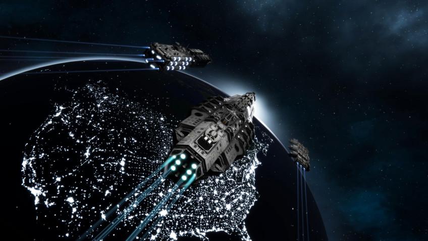 Авторы Star Exodus вдохновлялись сериалом Battlestar Galactica