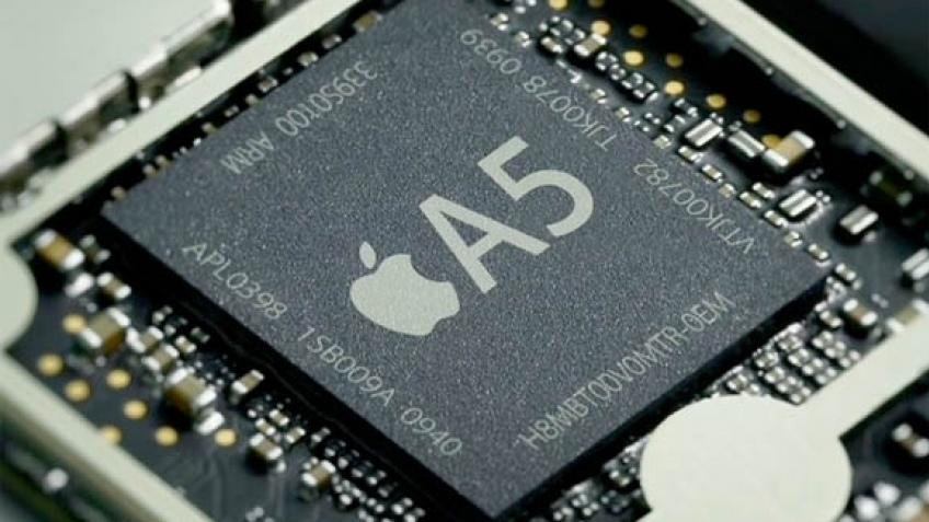 Apple начала производство процессоров А6