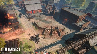 В сети появился дебютный геймплей стратегии Iron Harvest
