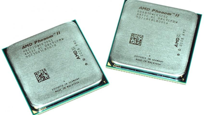 AMD продолжит выпускать трехъядерные процессоры