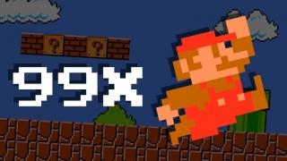 Энтузиаст создал королевскую битву на основе Super Mario Bros