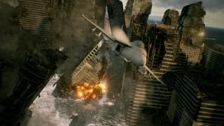 Геймплейный ролик дополнения Ten Million Relief Plan для Ace Combat7