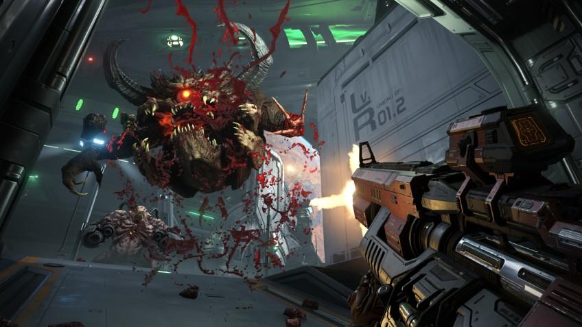 Разработчикам из id Software показали спидран DOOM Eternal за27 минут