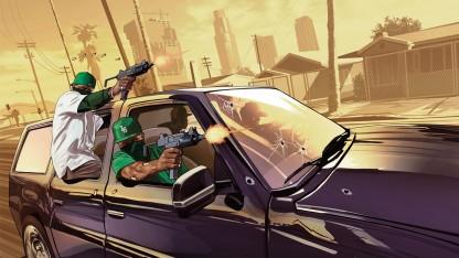 В Grand Theft Auto V для PS4 появятся модификации