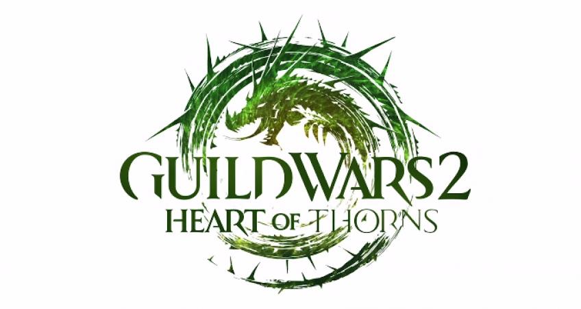 Дополнение Heart of Thorns для Guild Wars2 показали на видео