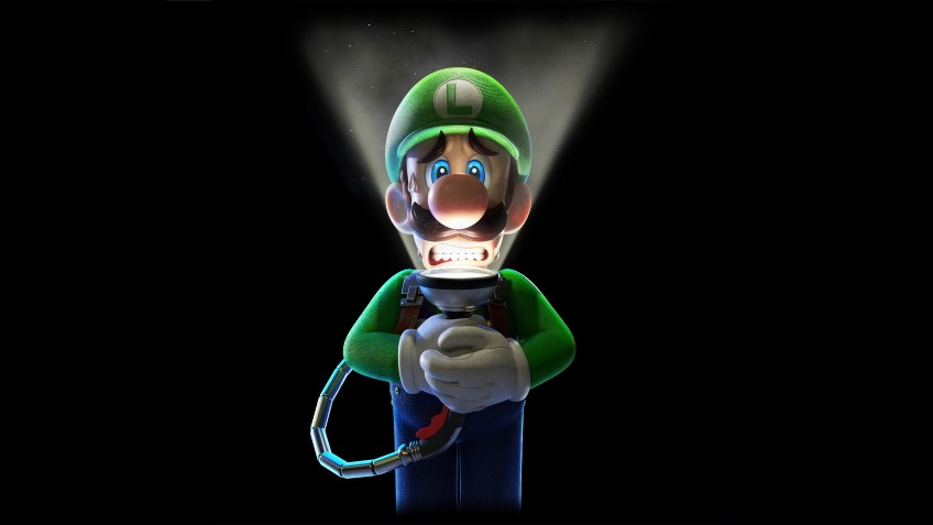 Luigi's Mansion3 не смогла обойти Call of Duty: Modern Warfare в чарте EMEAA